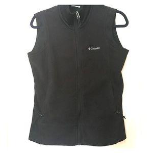 Columbia fleece vest GUC